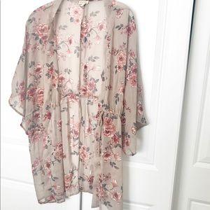 Floral Kimono (T5)
